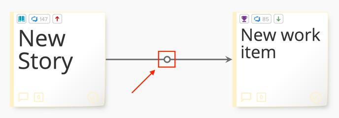 ADO Line Connector Circle Icon Screenshot