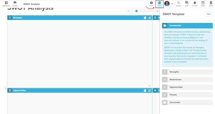 Guide Button Screenshot