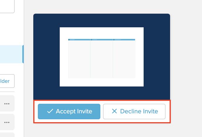 Accept _ Decline Invite